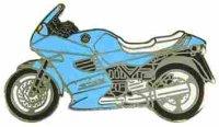 AS BMW K 1100 RS blau*