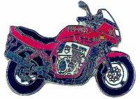 AS SUZUKI GSF 600S Bandit rot 95* Keyring