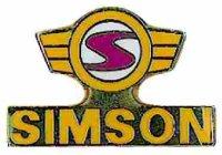 AS SIMSON Abz. Keyring