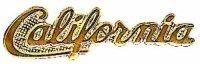 AS Moto Guzzi California gold* Keyring