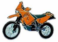 AS KTM 620 EGS orange* Keyring