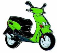 AS MBK Ovetto grün* Keyring