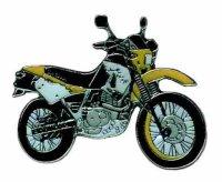 AS CAGIVA Enduro W 16 weiß/gelb* Keyring