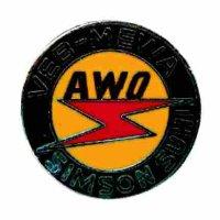AS AWO Motorräder ab 1950* Keyring