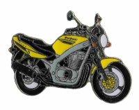 AS SUZUKI GS 500 gelb Modell 2001* Keyring