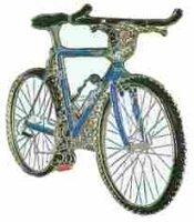 AS Sonstiges MOUNTAIN-BIKE Fahrrad blau*