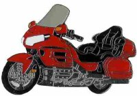 AS HONDA GL 1800 rot Mod. 2002 Keyring