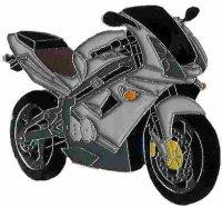 AS MZ 1000 S Modell 2002 silber* Keyring