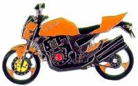 AS KAWASAKI Z 1000 orange* Keyring