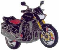 AS KAWASAKI Z 1000 schwarz/rot 2003* Keyring