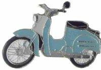 AS SIMSON KR 50 Bauzeit 1958-1964 Keyring