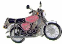 AS SIMSON S 51 Bauzeit 1980-1989 Keyring