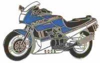 AS KAWASAKI GPZ 500 blau*