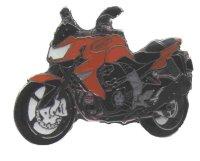 AS KAWASAKI Z 1000 /2007 orange Keyring