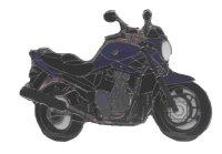 AS SUZUKI Bandit 1250 /2007 blau Keyring