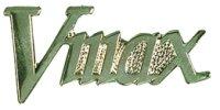 AS YAMAHA V Max Logo silber