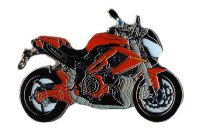 AS BENELLI TNT R160 rot, Mod.2013 Keyring