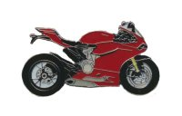 AS DUCATI 1199 Panigale S rot, Mod.2013 Keyring
