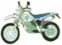 AS YAMAHA TT 600 blau/weiß Mod. 94*