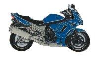 AS SUZUKI GSX 1250 FA blau Mod. 2013 Keyring