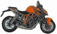 AS KTM 1290 Super Duke orange 2014* Keyring