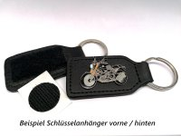 AS Can-Am Spyder ST-S Relief Keyring