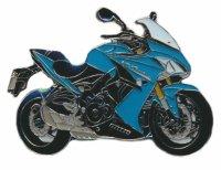 AS SUZUKI GSX 1000 F blau 2015 Keyring