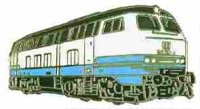 AS Diesell. 218 blau* Keyring