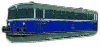 AS Diesel-Triebwg. Vennebahn blau/grau* Keyring