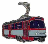 AS Bahn Typ TATRA T 4 Halle* Keyring