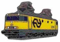 AS E Lok Serie 1300 Niederlande* Keyring