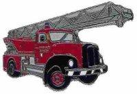 AS Feuerwehr DL30h/Saurer/Magirus D./65* Keyring