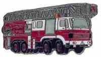 AS Feuerwehr Metz DLK 37 S/MB* Keyring
