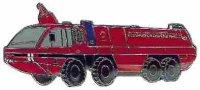 AS Feuerwehr Panther Leipzig Keyring
