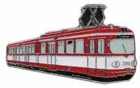AS Köln Wagen 3715 rot/weiß* Keyring