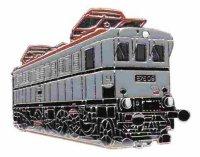 AS E Lok E 7509 blaugrau* Keyring