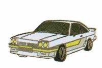 AS Opel Manta* Keyring