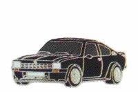 AS Opel Kadett C* Keyring