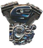 AS 1271 HD Motor Milwaukee 8 Keyring