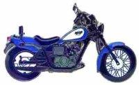 AS HONDA Rebel 125 blau/weiß*