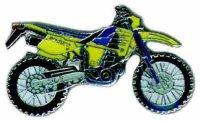 AS HUSABERG FE 501 gelb/blau Mod.98*