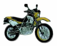 AS CAGIVA Enduro W 16 weiß/gelb*