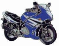 AS SUZUKI GS 500 F blau 2004