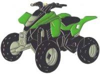 AS KAWASAKI KFX 400 grün, 05*